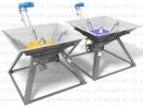Растариватели сыпучих и пылящих материалов серии ШР