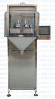 Весовой полуавтоматический дозатор ДВ2-5